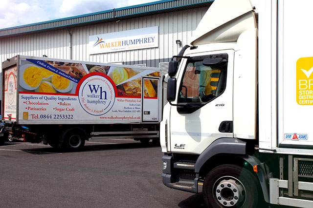 Job Vacancy – HGV (Class 2) Delivery Driver