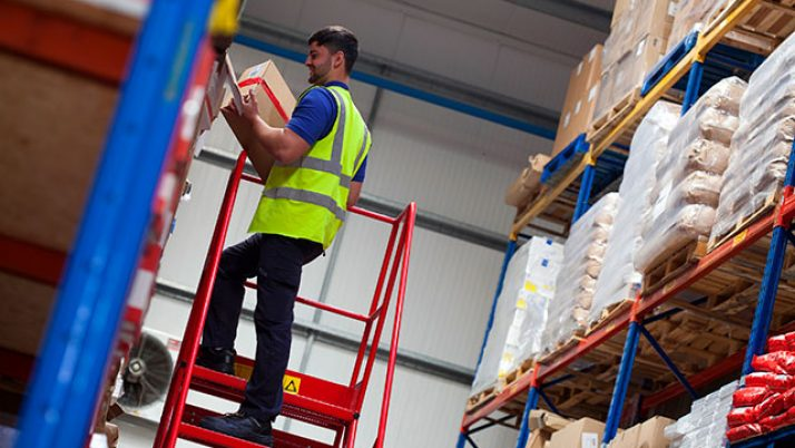 VACANCY: Warehouse Goods In Operative