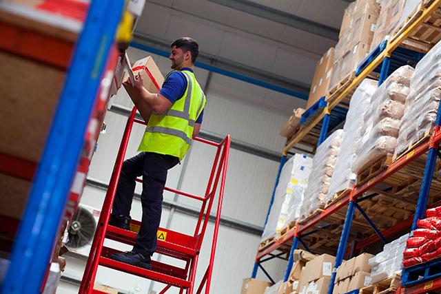 Job Vacancy – Warehouse Operative