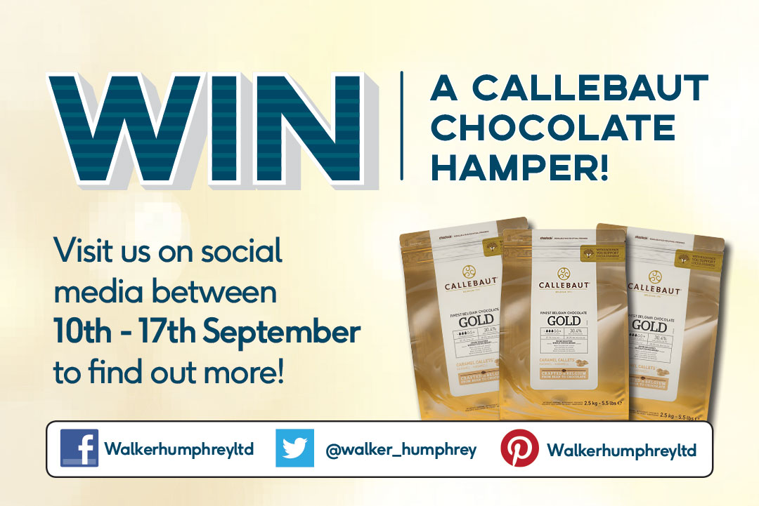 WIN a hamper filled with Callebaut goodies!