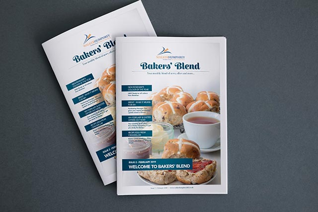 Bakers' Blend Issue 2 Out Now!