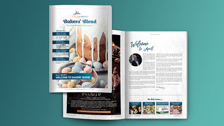 Bakers' Blend Issue 4 out now!