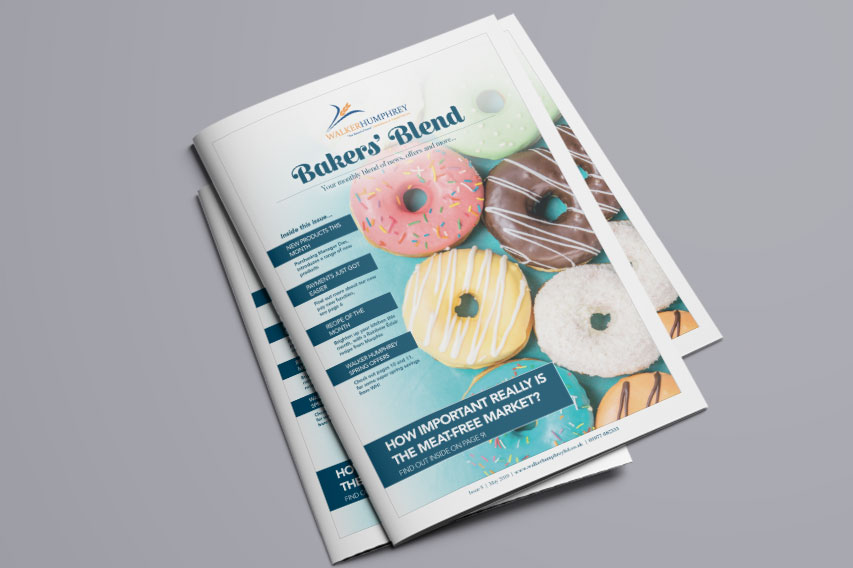 Bakers' Blend Issue 5 Out Now!