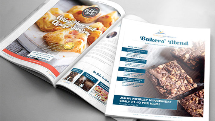 Bakers' Blend Issue 8 Out Now!