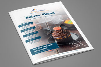 Bakers' Blend Issue 9 OUT NOW!