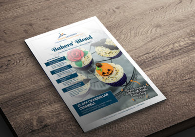 Bakers' Blend October Issue Out Now