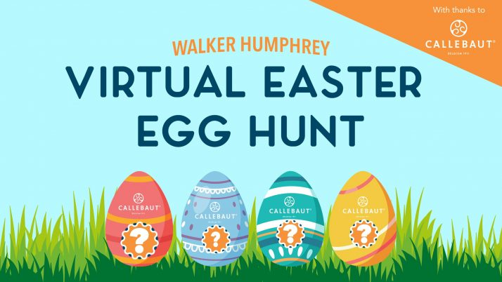 Our Virtual Easter Egg Hunt