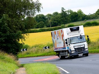 VACANCY: HGV Class 2 Delivery Driver